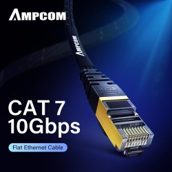Câble Ethernet AMPCOM RJ45...
