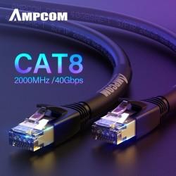 Câble Ethernet AMPCOM  CAT8
