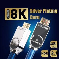 CORDON HDMI 2.1  8K 120 HZ...
