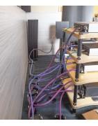 Câbles montés